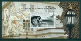 Ascension Is 1999 Queen Mother's Century, Royalty MS MUH - Ascension (Ile De L')