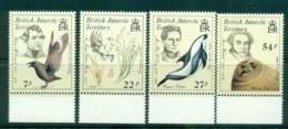 BAT 1985 Naturalists MUH Lot58881 - British Antarctic Territory  (BAT)