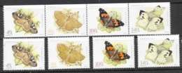 Madeira 1997 Moths Butterflies + Booklet Pane MUH Lot7474 - French Southern And Antarctic Territories (TAAF)