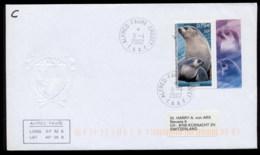 French Antarctic Territory 2002 Marine Life, Sealcover - French Southern And Antarctic Territories (TAAF)