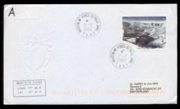 French Antarctic Territory 2002 Astrolabe Glacier Cover - French Southern And Antarctic Territories (TAAF)