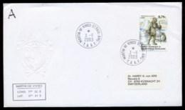 French Antarctic Territory 2003 Polar Life, Seal Cover - French Southern And Antarctic Territories (TAAF)
