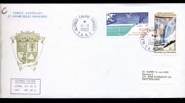 French Antarctic Territory 2003 Satellite, Glacier Cover - French Southern And Antarctic Territories (TAAF)