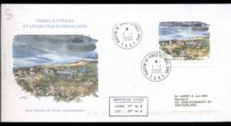 French Antarctic Territory 2000 Base Martin De Vives Cover - French Southern And Antarctic Territories (TAAF)