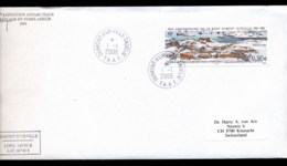 French Antarctic Territory 2006 Dumone D'Urville Base Cover - French Southern And Antarctic Territories (TAAF)