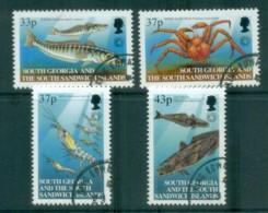 South Georgia 2001 Marine Life FU Lot78037 - South Georgia