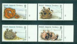 BAT 1989 Lichens MUH Lot66223 - British Antarctic Territory  (BAT)