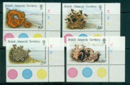 BAT 1989 Lichens MUH Lot66224 - British Antarctic Territory  (BAT)