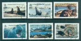 South Georgia 1991 Elephant Seals FU Lot78008 - South Georgia
