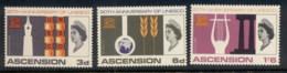 Ascension Is 1967 UNESCO MLH - Ascension (Ile De L')