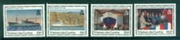 Tristan Da Cunha 1990 Ships MUH - Tristan Da Cunha