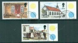 Falkland Is 1999 St Mary's ChurchFU Lot77905 - Falkland Islands