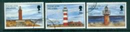 Falkland Is 1997 Lighthouses FU Lot77896 - Falkland Islands