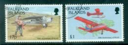 Falkland Is 1998 Air Ambulance FU Lot77903 - Falkland Islands