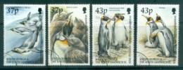 South Georgia 2000 King Penguins FU Lot78035 - South Georgia