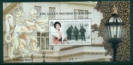 Falkland Is 1999 Queen Mother's Century, Royalty MS MUH - Falkland Islands