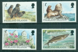 Falkland Is 1997 Endangered Species MUH - Falkland Islands