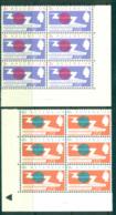 Ascension Is 1965 ITU Cnr Blk 6 MUH Lot66145 - Ascension (Ile De L')
