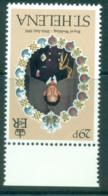 St Helena 1981 29p Royal Wedding Inverted Wmk. MUH Lot66159 - Saint Helena Island