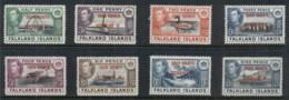 Falkland Is Deps 1944 South Orkneys Opts MUH - Falkland Islands