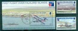 Falkland Is 1999 Philexfrance + MS FU Lot77909 - Falkland Islands