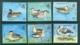Falkland Is 1999 Waterfowl FU Lot77911 - Falkland Islands