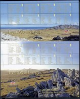 Falkland Is 2007 Liberation 25th Anniv. 2xMS - Falkland Islands