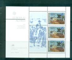Azores 1982 Europa, History MS MUH Lot65850 - Terres Australes Et Antarctiques Françaises (TAAF)