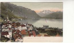 Switzerland / Montreux Postcards / Russia - Suiza