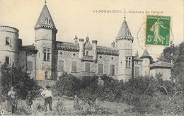 Alboussière (Ardèche) - Château De Crozat - Edition B. & G. - France