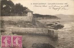 83 -  SAINT AYGULF - LES PETITS LOUVAUS - Saint-Aygulf
