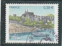 FRANCE 2011 ANGERS  YT 4543-  OBLITERE - France