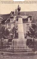 CPA - 25 - Monument De Souscription Publique Enfants De L'arrondissement MONTBELIARD Morts Pendant La Guerre 1870-71 - Montbéliard