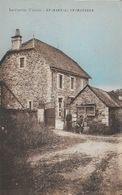 St Saint-Martial-Entraygues (Corrèze) - Ferme - Collection Aussoleil - Carte Animée, Colorisée Non Circulée - France