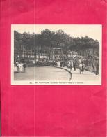 PILAT-PLAGE  - 33 - Le Grand Tournant Et L' Hotel  De La Corniche  - DELC33 - - Arcachon
