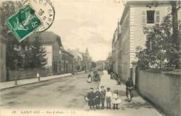 88 -  SAINT DIE - RUE D'ALSACE - Saint Die