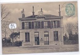 MONTFORT-L AMAURY- LA GARE - Montfort L'Amaury