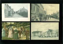 Mooi Lot Van 60 Postkaarten Van Nederland  Holland   - 60 Scans - Postcards