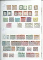 ITALIE. Collection Dans Classeur 60 Pages. - Francobolli