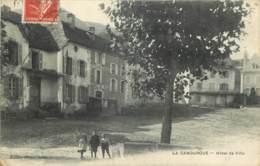 48 -  LA CANOURGUE - HOTEL DE VILLE - France