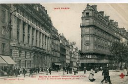 PARIS(10em ARRONDISSEMENT) TOUT PARIS(BOURSE DE TRAVAIL) - Arrondissement: 10