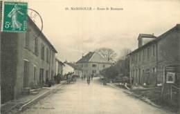 25 - MAMIROLLE - ROUTE DE BESANCON - France