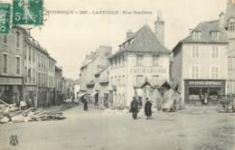 12 - LAGUIOLE -  RUE BARDIERE - Laguiole