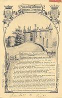 Collection Historique Des Châteaux De France - Château De Mareuil (Talleyrand) - Illustration De Malzac - France