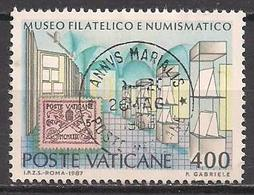 Vatikan  (1987)  Mi.Nr.  924  Gest. / Used  (4ad16) - Vaticaanstad