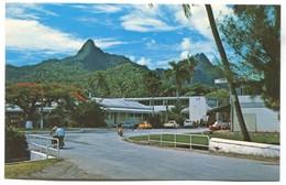 Cook Islands - Rarotonga, Avarua - Cook