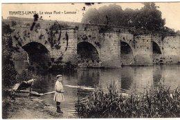 Mantes Limay Le Vieux Pont Laveuse - Mantes La Jolie