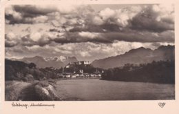 German Feldpost WW2: Postcard Salzburg From 5. Offz. Lehrgang 188. Division P/m Salzburg 23.8.1940 (DD24-52) - Militaria