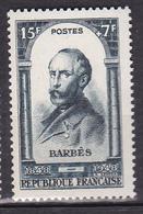 N° 801   Centenaire De La Révolution De 1848: Armand Barbès: UnTimbre Neuf Impeccable Sans Charnière - France