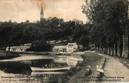 CHATEAUNEUF DU FAOU -29- LE CANAL DE NANTES A BREST - Châteauneuf-du-Faou